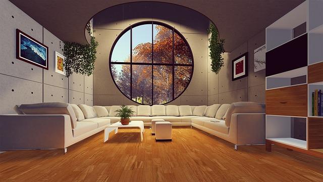 luxusní výhled
