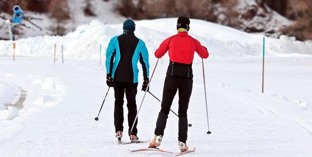 lyžařské běžkování