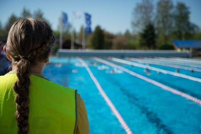 veřejný bazén¨